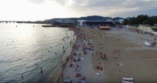 Пляжи Туапсе