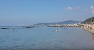 пляж Весна Туапсе